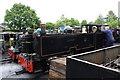 TG1926 : Locomotive depot at Aylsham Bure Valley Railway station by Glen Denny