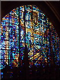 SJ3589 : Liverpool: detail of north window of cathedral by Chris Downer