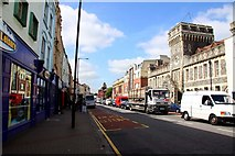 ST5871 : Bedminster Parade by Steve Daniels