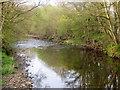 SD5050 : River Wyre near Scorton by Maigheach-gheal