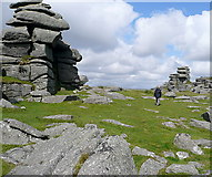 SX5476 : Great Staple Tor by Graham Horn