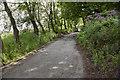 SD6914 : A lane near Longworth Clough by Ian Greig