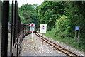TG2620 : Leaving Coltishall Station by Glen Denny