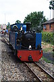 TG1926 : Steam locomotives at Aylsham Bure Valley Railway depot by Glen Denny