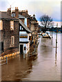 SE6051 : River Ouse In Flood by David Dixon
