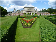 SU9185 : The Parterre at Cliveden by Marathon
