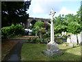 TQ4768 : St Mary Cray War Memorial by Marathon