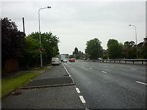 SJ8588 : The A34, Kingsway by Ian S