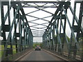 NY5633 : Bridge over the River Eden at Langwathby by Rod Allday