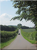 TF2198 : Road south from Gunnerby House by John Firth