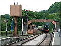 SX7466 : Buckfastleigh Station by Chris Allen