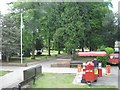 SP1179 : Entrance to Shirley Park by Robin Stott