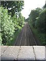 SP1081 : Line south from Stonerwood Avenue by Michael Westley