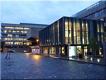 NT2572 : Edinburgh Townscape : University of Edinburgh  Buildings in Buccleuch Place by Richard West