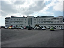 SD4264 : The Midland Hotel, Morecambe by Alexander P Kapp