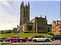 SJ9498 : Park Parade and St Michael's Parish Church by David Dixon