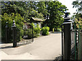 SJ9599 : Stamford Park, Darnton Road Entrance by David Dixon