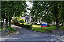 SD7543 : Clitheroe Hospital by Bill Boaden