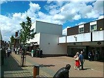 SP2871 : Talisman Square, Kenilworth by Alex McGregor