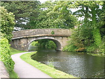 SD4760 : Bridge over Lancaster Canal by JThomas