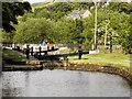 SE0511 : Huddersfield Narrow Canal, Lock 39E by David Dixon