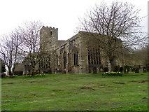 NZ1320 : St Mary's Church, Staindrop by Maigheach-gheal