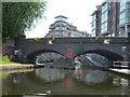 SP0586 : St. Vincent Street bridge, Birmingham by Ruth Sharville