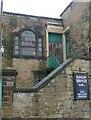 SE2532 : Entrance to the Methodist Sunday School, Farnley by Humphrey Bolton