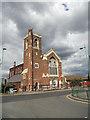SP0689 : St. Paul's church in Lozells by Row17