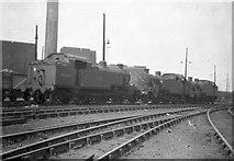 TQ2182 : Willesden Locomotive sheds by John Firth