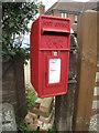 SU5142 : Post Box - Micheldever Station by Sandy B