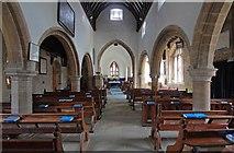 TL1589 : St Mary, Stilton - East end by John Salmon