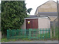 SE2029 : Electricity Substation No 908 - North View Road by Betty Longbottom