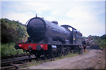 NZ8204 : Restoration project at Grosmont by John Firth