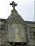 NZ1320 : Sundial, St Mary's Church by Maigheach-gheal