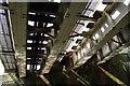 TG3018 : Wroxham Railway Bridge - detail by Glen Denny