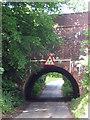 SP0273 : The Aqueduct - Crossing Aqueduct Lane, Barnt Green by Roy Hughes
