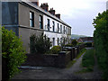 J4691 : Greenfield Terrace, Whitehead by Rossographer