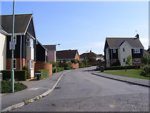 TM2863 : Castle Brooks, Framlingham by Adrian Cable