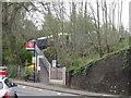 SU8361 : Sandhurst railway station by John Attfield
