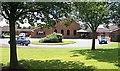 SJ8447 : Merryfields School, Wolstanton by Carl Farnell