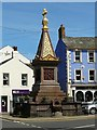 NY2548 : Icon of Wigton by Rose and Trev Clough