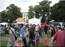 SP3165 : Leamington Peace Festival, 18-19 June 2011: 2/6 by Robin Stott
