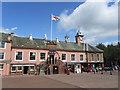 NY4055 : Town Hall, Carlisle by C L T Smith
