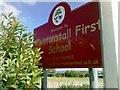 NZ0757 : Whittonstall First School, Whittonstall by Alex McGregor