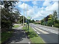 SK6304 : Sign on the Leicester city boundary by Stephen Sweeney