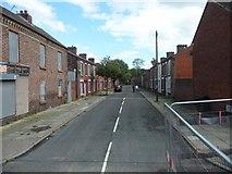 SJ3688 : Madryn Street, Dingle by Stephen Sweeney