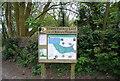 TQ4110 : Lewes Railway Land LNR information by N Chadwick