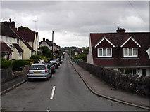 ST5393 : Green Street by Mark Hobbs