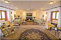 NT2677 : Royal Yacht Britannia, state drawing room by Alan Findlay